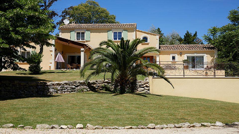 Villa Moulin d'Eau Uzes